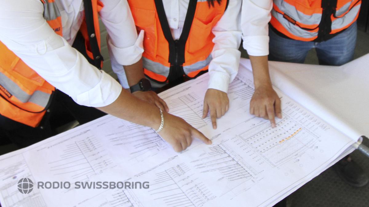 Rodio Swissboring - Trabaja con nosotros